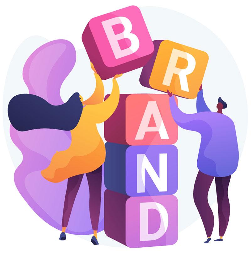 Curare la brand identity